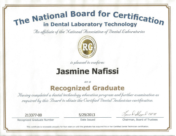Dental Lab Technology
